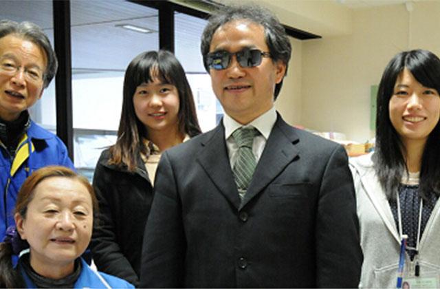 視覚障害者生活情報センターぎふ(岐阜アソシア)