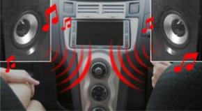走行中でもDRC機能でクリアな音質
