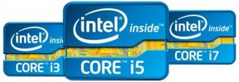 CPU Core i3/i5/i7シリーズ