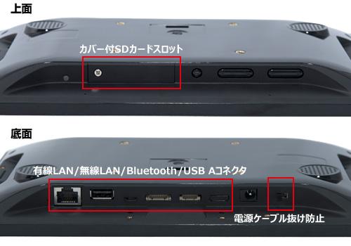 2fec0095d6 プレスリリース - 据置型に特化したバッテリーレスのAndroid端末「LT-H03 ...